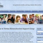 An Educational Group Website