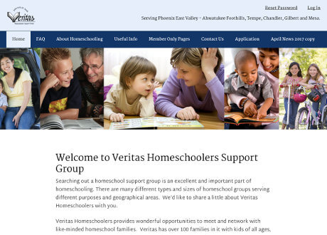 Custom Genesis Theme for Educational Group Membership Site