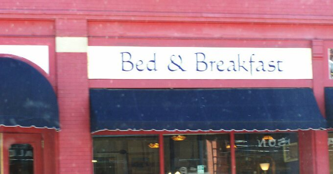 canadian bed breakfast featured image