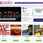 nonprofit theater custom wordpress website redesign