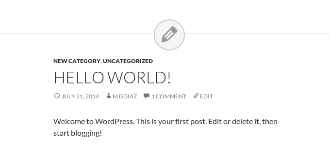 Add Dashicons to Your WordPress Post