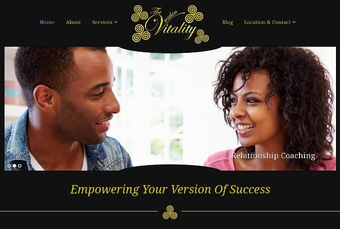 genesis wordpress website design