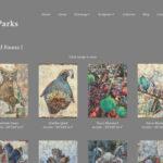 genesis theme for artist gallery website